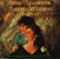 Gruberova and Yoshikazu In Concert