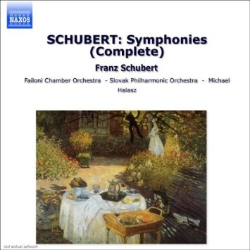Failoni Orchestra Schubert complet