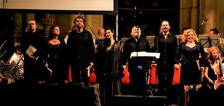 Nabucco a Zsidó Nyári Fesztiválon