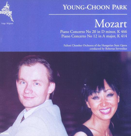 Mozart piano concertos