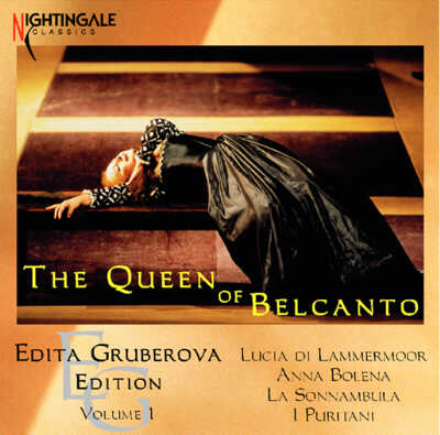 Gruberova The Queen of Belcanto